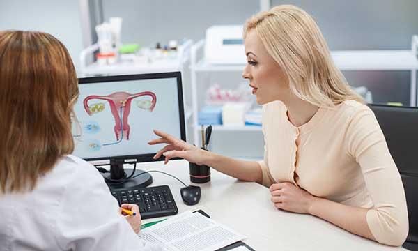 Consultas e Exames Ginecológicos